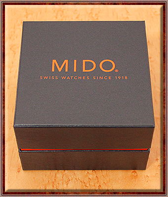 Mido - Etui